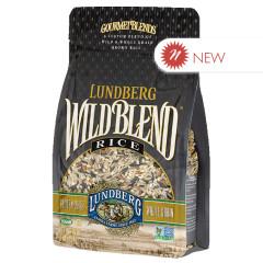 LUNDBERG WILD BLEND RICE 16 OZ BAG