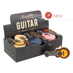 ACOUSTIC GUITAR ASSORTED MINTS TIN