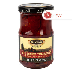 ALESSI SUN DRIED TOMATOES 7 OZ JAR