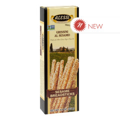ALESSI SESAME BREADSTICKS 4.4 OZ