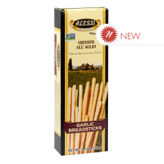 ALESSI GARLIC BREADSTICKS 4.4 OZ