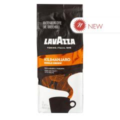 LAVAZZA-COFFE KILIMANJARO SINGLE ORIGIN GROUNDS 12 OZ BAG