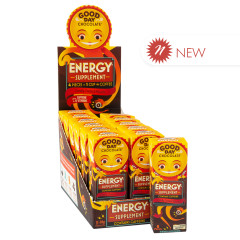 GOOD DAY CHOCOLATE ENERGY SUPPLEMENT 8 PC