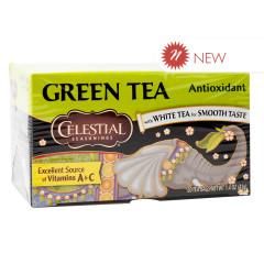 CELESTIAL SEASONINGS ANTIOXIDANT GREEN TEA 20 CT BOX
