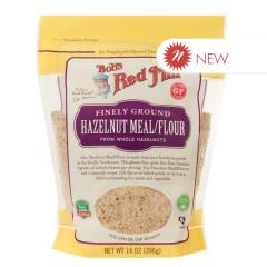 BOB'S RED MILL NATURAL HAZELNUT MEAL / FLOUR 14 OZ BAG