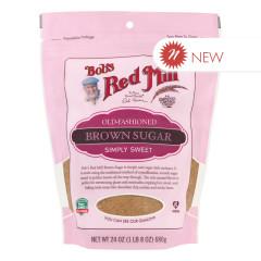 BOB'S RED MILL BROWN SUGAR 24 OZ POUCH
