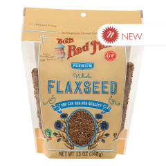 BOB'S RED MILL FLAXSEEDS 13 OZ POUCH