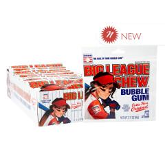 BIG LEAGUE CHEW ORIGINAL GIRL POWER 2.12 OZ