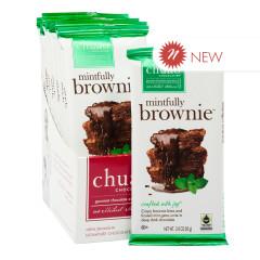 CHUAO DARK CHOCOLATE MINTFULLY BROWNIE 2.8 OZ BAR