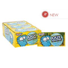 BUBBLE YUM BLUE RASPBERRY JOLLY RANCHER GUM 2.8 OZ