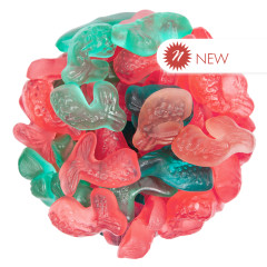 CLEVER CANDY GUMMY MERMAID TAILS