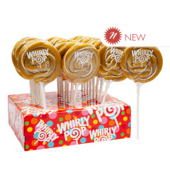 WHIRLY POP GOLD & WHITE TUTTI FRUTTI FLAVOR 1.5 OZ