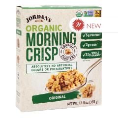 JORDANS ORGANIC ORIGINAL MORNING CRISP 12.5 OZ BOX
