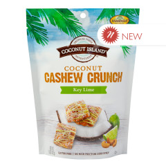 ANASTASIA COCONUT CASHEW CRUNCH KEY LIME 5 OZ POUCH