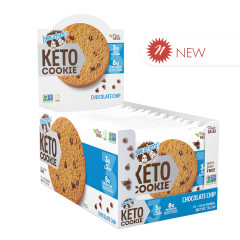 LENNY & LARRY'S KETO CHOCOLATE CHIP COOKIE 1.6 OZ