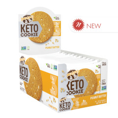 LENNY & LARRY'S KETO PEANUT BUTTER COOKIE 1.6 OZ