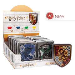 JELLY BELLY HARRY POTTER CREST JELLY BEAN 1 OZ TIN