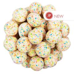 BIRTHDAY CAKE MALT BALL 10 LB