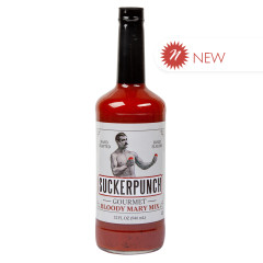 SUCKERPUNCH BLOODY MARY MIX 32 OZ BOTTLE