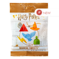 JELLY BELLY HARRY POTTER CHEWY CANDY 2.1 OZ BAG