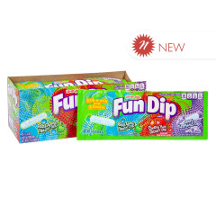 FUN DIP 3-FLAVOR PACK 1.4 OZ