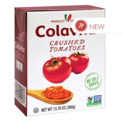 COLAVITA - CRUSHED TOMATOES - 13.76