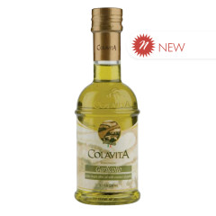 COLAVITA - EXTRA VIRGIN OLIVE OIL WITH GARLIC - GARLICOLIO - 8.5OZ