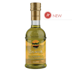 COLAVITA - EXTRA VIRGIN OLIVE OIL WITH LEMON - LIMONOLIO - 8.5OZ