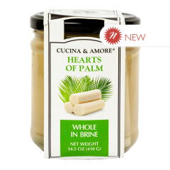 CUCINA & AMORE - HEARTS OF PALMIERS - 14.5OZ