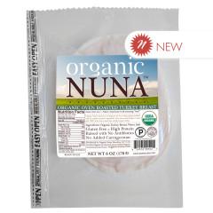 ORGANIC NUNA - OVN RST TURK BREAST PRE - SLCED - 6OZ