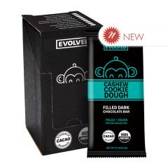 EATING EVOLVED - CASHEW COOKI DGH FL CHOCOLATE - 2.5OZ