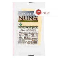 ORGANIC NUNA - MONTREY JACK CHEESE PRE - SLICED - 5OZ
