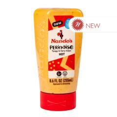 NANDO'S - PERINAISE SAUCE - HOT - 8.6OZ