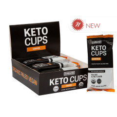 EATING EVOLVED - KETO CUPS - COFFE(2CT) - 1.4OZ
