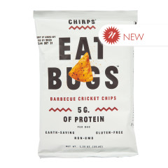 CHIRPS CHIPS - BARBECUE - 1.25OZ
