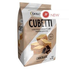 DOLCETTO - CUBETTI - CHOCOLATE - 8.8OZ