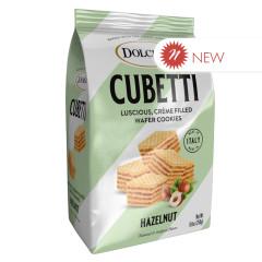 DOLCETTO - CUBETTI - HAZELNUT - 8.8OZ