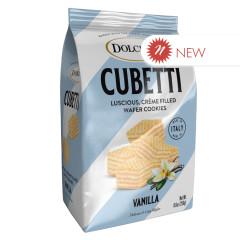 DOLCETTO - CUBETTI - VANILLA - 8.8OZ