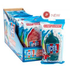 ICEE GIANT GUMMY 2.1 OZ