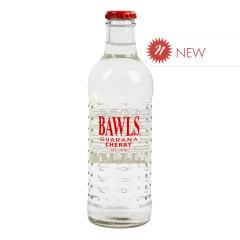 BAWLS GUARANA CHERRY SODA 10 OZ BOTTLE