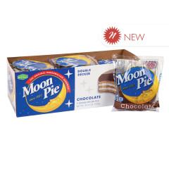 MOON PIE DOUBLE DECKER CHOCOLATE 2.75 OZ