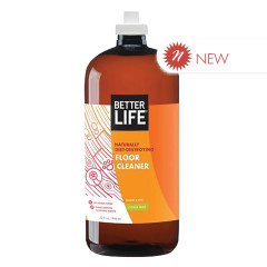 BETTER LIFE READY TO USE FLOOR CLEANER 32 OZ BOTTLE