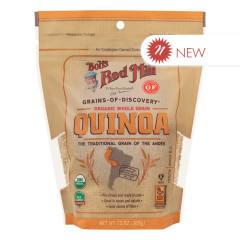 BOB'S RED MILL WHITE QUINOA 13 OZ POUCH
