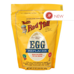 BOB'S RED MILL GLUTEN FREE EGG REPLACER 12 OZ POUCH