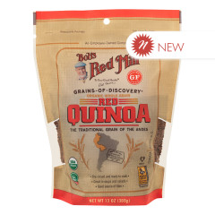 BOB'S RED MILL RED QUINOA 13 OZ POUCH