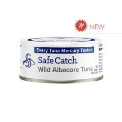 SAFE CATCH WILD ALBACORE TUNA 5 OZ CAN
