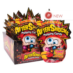 AFTERSHOCKS - POPPN - CHERRY - GMY FRIES - 1.48OZ