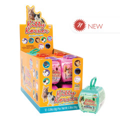 KITTY KORNER CANDY AND SURPRISE 0.28 OZ