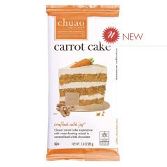 CHUAO CARROT CAKE 2.8 OZ BAR