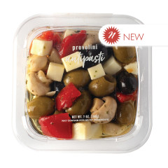 DELALLO PROVOLINI ANTIPASTI IN OIL 7 OZ TUB